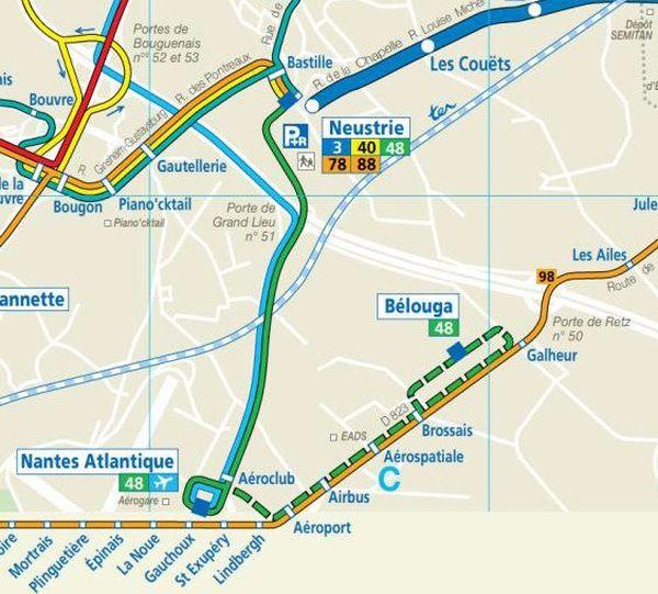 Bon Plan Aller Prendre Son Avion A Nantes Pour Un Ticket De Tram