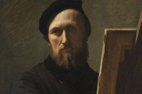 Hippolyte Flandrin est né à Lyon en 1809 et mort à Rome en 1864.