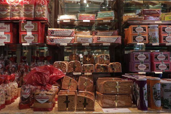 Le pain d'épice se décline sous différentes formes chez Mulot et Petitjean.