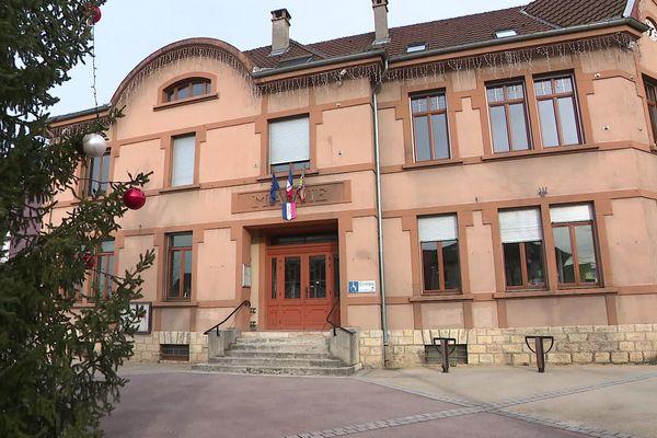 Mairie de Valentigney