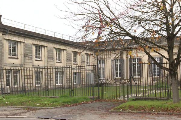 Le site, à proximité des bords de Garonne, fait partie du patrimoine béglais.