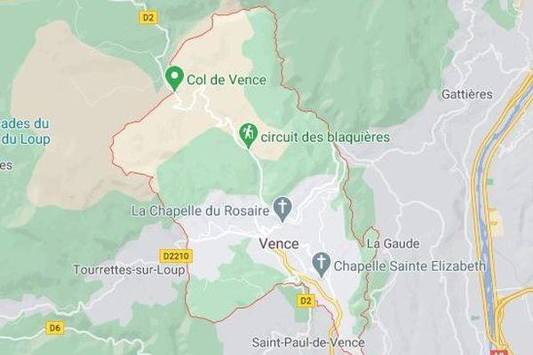 Le couple, qui habitait depuis quelques mois à Vence (Alpes-Maritimes), situé à une vingtaine de kilomètres de Nice, était ensemble de façon irrégulière.