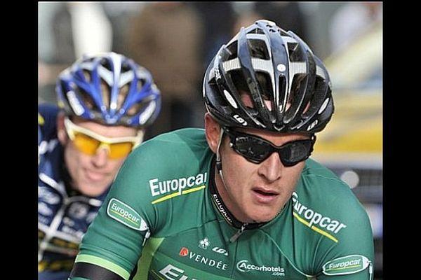 Le normand Alexandre Pichot, du Team Europcar, archives