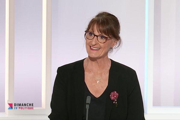Frédérique Tuffnell invitée de Dimanche en politique le 08/11/2020