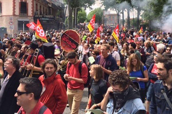 Nouvelle manifestation ce 14 juin à Toulouse