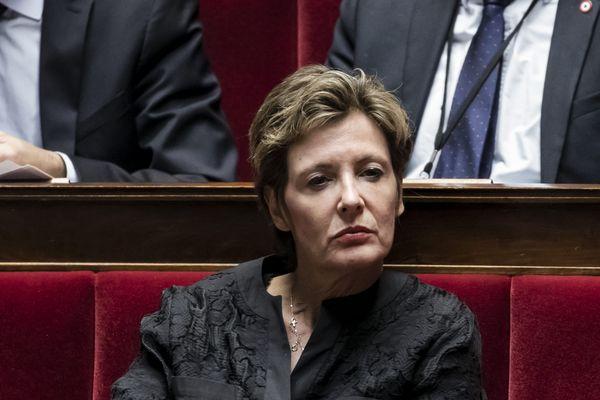 La députée des Hauts-de-Seine Frédérique Dumas.