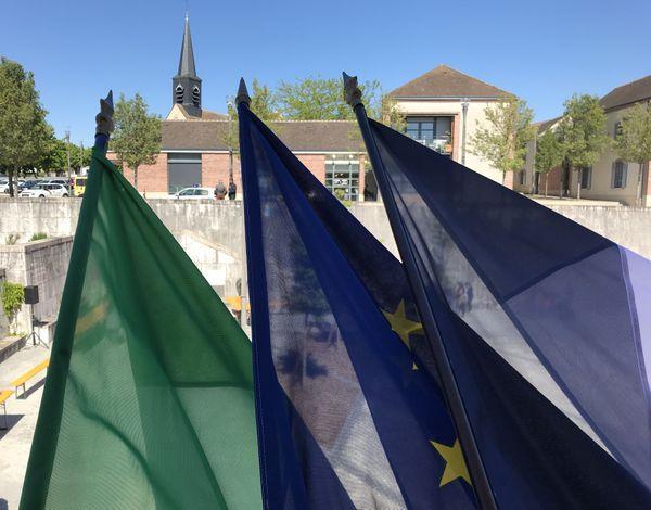 L'Europe est une fête à Amilly.