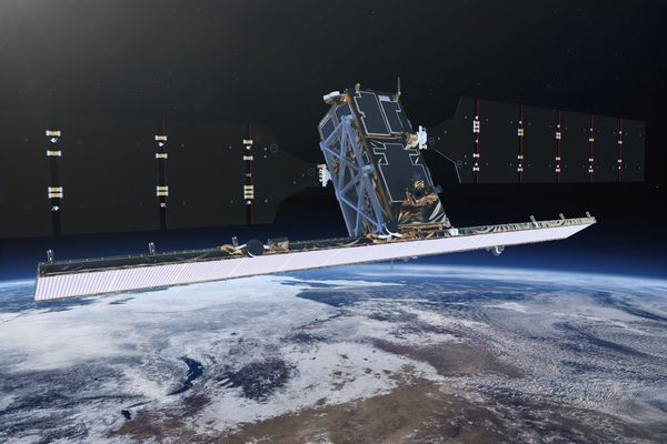 Un des satellites de surveillance dont CLS utilise les données - archives.