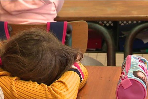 De plus en plus d'enfants ont des manques de sommeil et/ou d'attention.