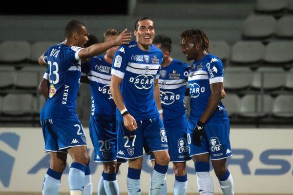 14/05/2017 / Ligue 1 - Bastia de retour dans la course au maintien