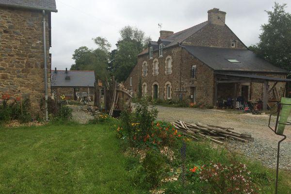 L'ancienne ferme de la Bigotière s'est transformée en éco-hameau