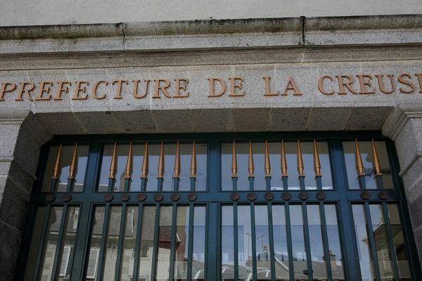 Préfecture de la Creuse.