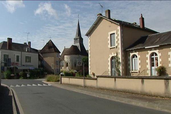 Village de Brenne