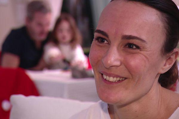 Nora Viviani, l'infirmière.