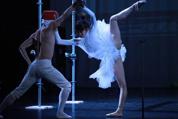 Sport et Fiction du Ballet National de Marseille @Pipitone
