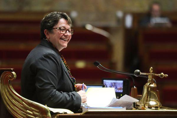 Carole Bureau-Bonnard a remplacé épisodiquement François Rugy au perchoir de l'Assemblée nationale. Le remplacement sera cette fois un peu plus long.