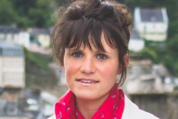 Sandrine Le Feur, a 26 ans, sera l'une des plus jeune élue de l'Assemblée Nationale