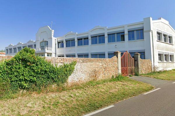 Le lycée EREA Jean d'Orbestier à Château-d'Olonne devrait fermer à la fin de l'année scolaire 2021