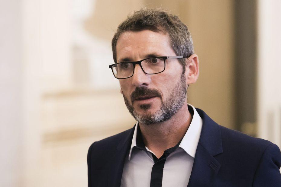 """Pesticides : Matthieu Orphelin, député d'Angers, propose avec d'autres parlementaires de sortir """"de l'affrontement"""""""