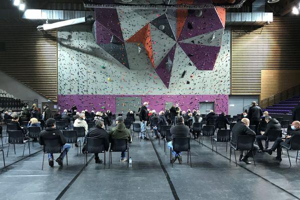 Election du président de l'association des maires de Corse-du-Sud au Palatinu - Ajaccio