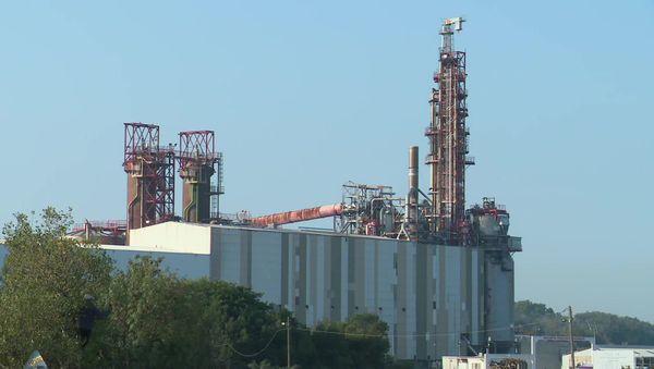 L'usine Fibre Excellence, à Tarascon