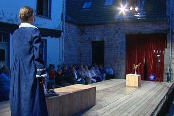 Saint-Valery-sur-Somme : théâtre sous les étoiles