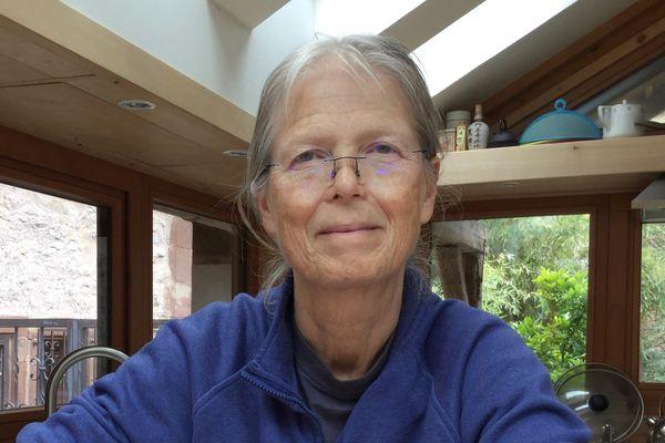 Christiane Séguy, fraîchement retraitée, a enseigné pendant plus de 30 ans le japonais au lycée Jean Monnet et à l'université de Strasbourg.