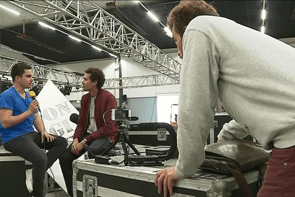 Le tour du monde de la jeunesse de Yanis et Jim s'est arrêté au Don Jigi Festival à Vitré
