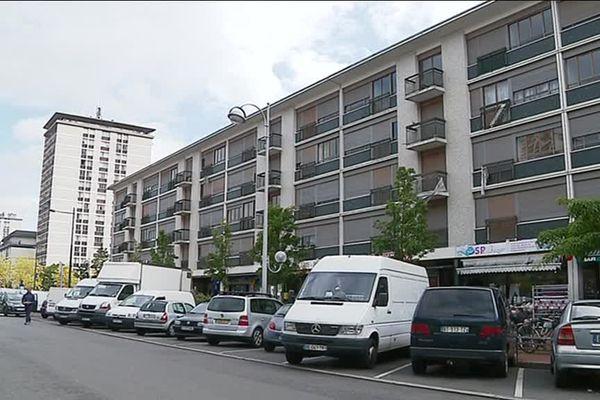 Le quartier du Sanitas est composé à 98% de logements sociaux. La ville de Tours, souhaite diversifier sa population.