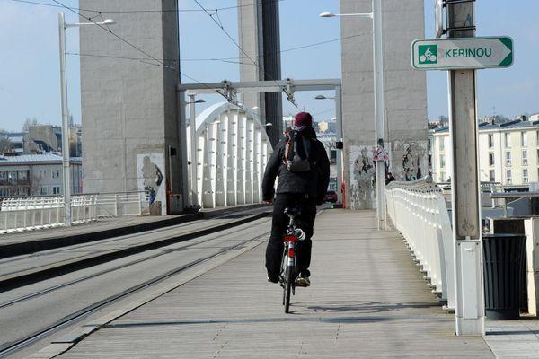 """En individuel ou par équipe, le challenge """"A vélo au boulot"""" débutera le 7 septembre à Brest"""