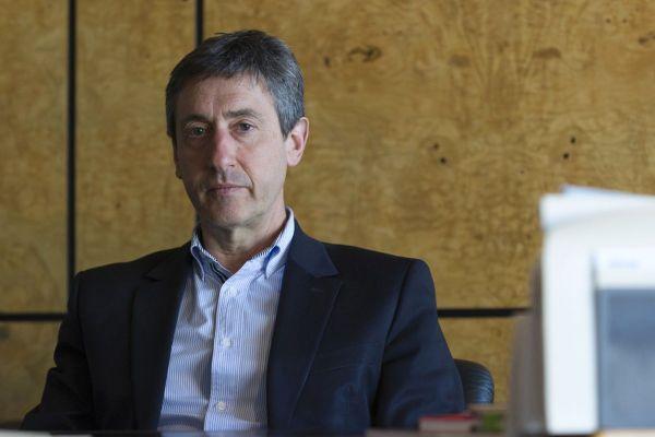 Pierre Mathonier a été réelu maire d'Aurillac en juin dernier.
