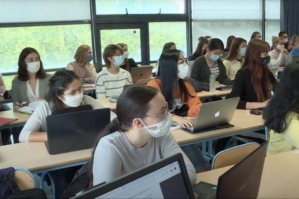 L'ESTHUA est une école qui propose une formation aux métiers du Tourisme à Angers