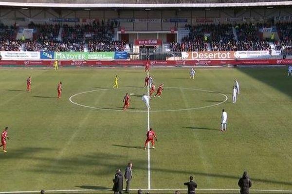 Une rencontre où les équipes sont restées à égalité 0 à 0 durant tout le temps réglementaire