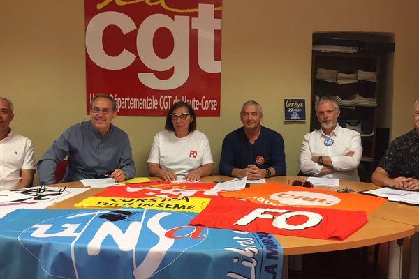 Finances publiques : grève le 22 mai en Corse