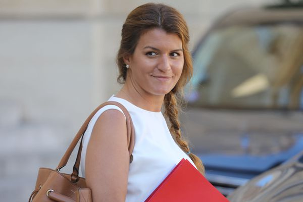 Marlène Schiappa, le 11 septembre 2019.