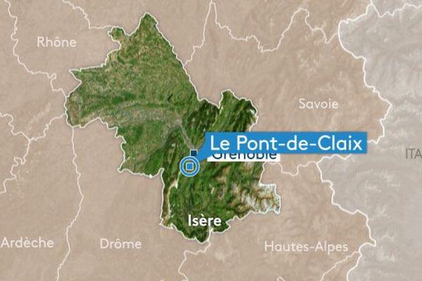 Plus de peur que de mal dans l'incident qui s'est produit ce jeudi 5 avril au centre aquatique Flottibulle au Pont-de-Claix.