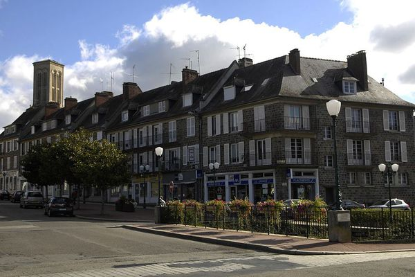 Condé-en-Normandie, dans le Calvados (2010)