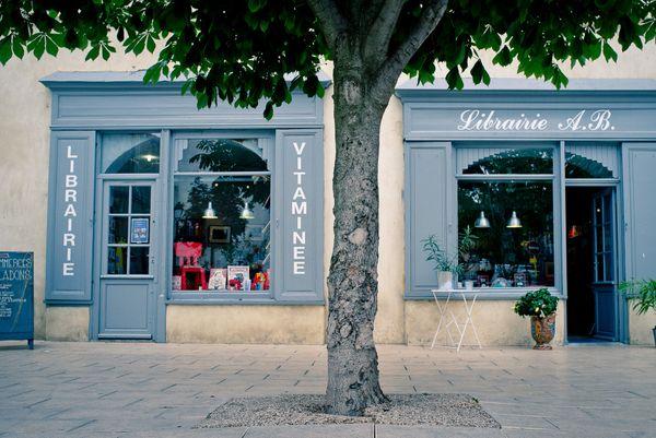 La librairie AB à Lunel