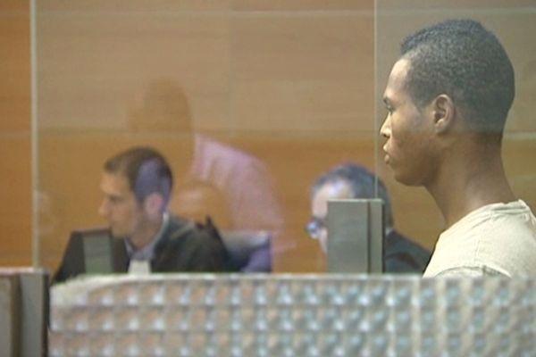 L'agresseur s'est retrouvé face au policier hier au palais de justice de Nice