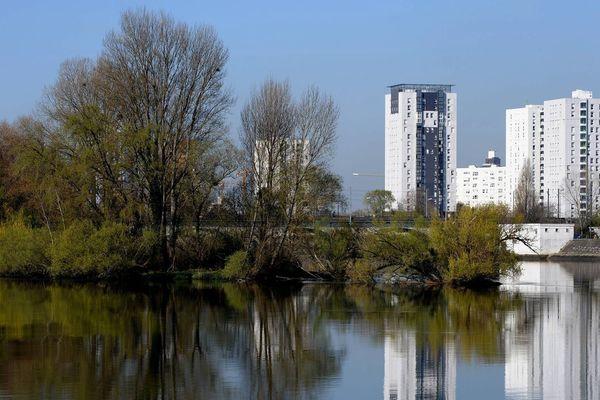 "Nantes : ""Green Capital"" et ville bleu-forêt"