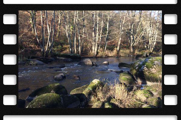 Et au milieu (de la Creuse) coule une rivière...