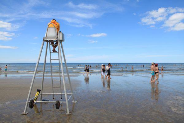 C'est sur la plage de Cabourg (14) qu'une septuagénaire est décédé ce dimanche 17 octobre 2021.