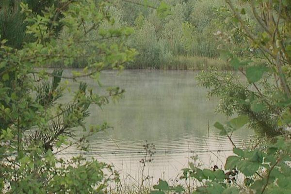 L'homme a été retrouvé noyé dans un étang.