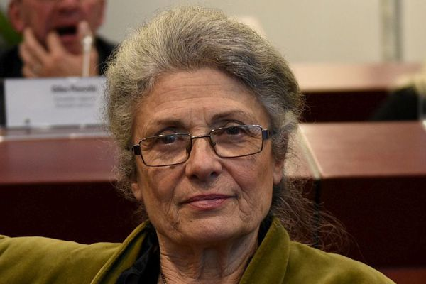 Catherine Blein, conseillère régionale de Bretagne, avait été suspendue du Front National en mai 2017 après avoir tenu des propos homophobes et islamophobes sur les réseaux sociaux. Archives 22/12/2015
