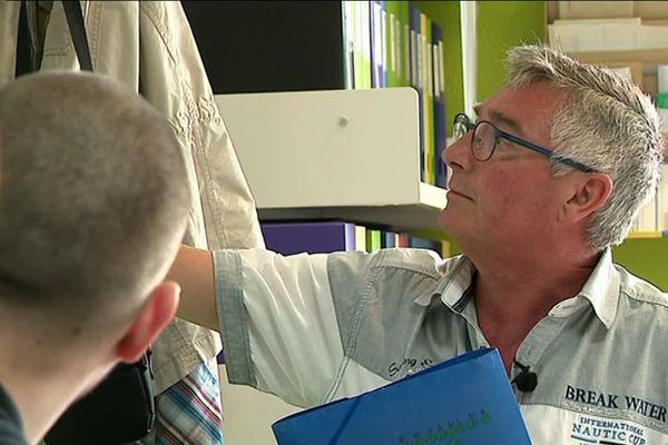 Dans les Hauts-de-France, 55 enseignants assurent des cours de différents niveaux.