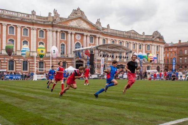 Toulouse fête le rugby avec le Festoval