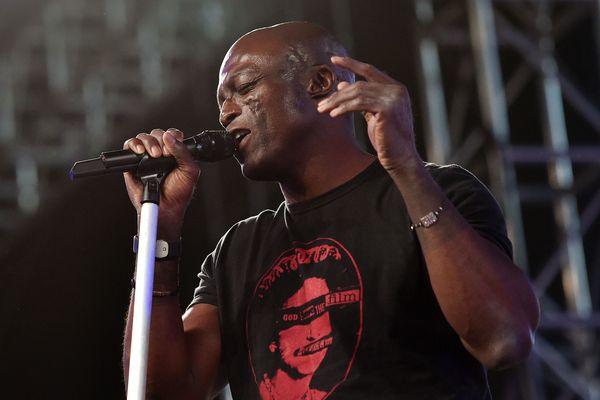 Le chanteur britannique Seal sera l'une des stars du festival.