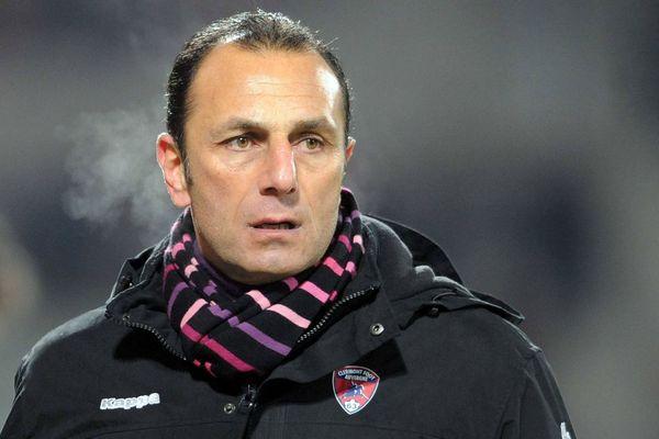 Avec comme entraîneur Michel Der Zakarian, le Clermont Foot a connu de belles années.