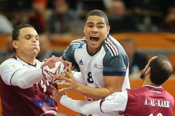 Les Bleus, champions du monde de handball après leur victoire face au Qatar en finale