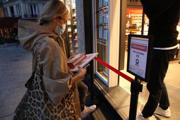 Les libraires n'ont pas le droit s'ouvrir. Le Click and Collect s'organise.